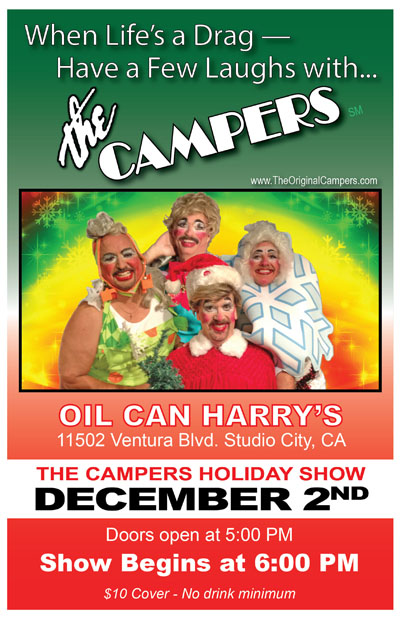 The Campers Holiday Show